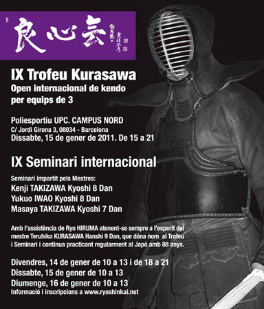 IX Trofeo Kurasawa Kendo