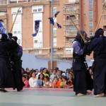 exhibicion kendo en las 24h deportivas estepona 2013